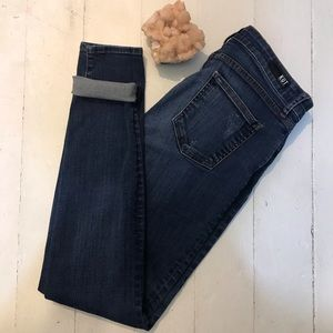Kut from the Kloth High Rise Skinny Jeans Size 10